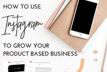Instagram for Product Based Businesses / How to use instagram for your product based business.