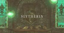 /Slytherin/ / Them Slytherin vibes.