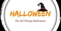 HOLIDAYS: Halloween / I do love Halloween...