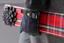 I LOVE my Plaids & Tartans! / by Tracy Westwater