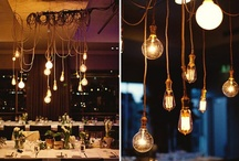 Industrial Glam / by MB Wedding Design & Events