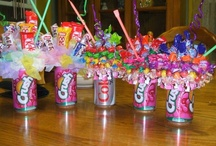 Party Time! / Ideas for birthday parties - themes, favors, cakes, decorations, punch, etc. / by Paula Gonzales Connally