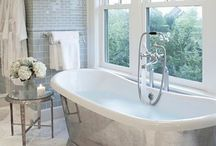 Dream Bathroom / by Stephanie Farrell