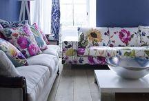 Dream Living Room / by Stephanie Farrell