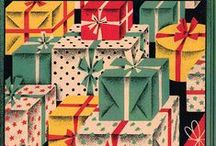 A Very Vintage Christmas! / by Shirley Hatfield