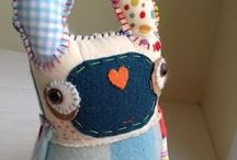 Stuffie inspiration / by Charlotte S