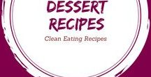 Clean Eating Dessert Recipes / Dessert doesn't have to be a complete eating plan bomb. With a few simple changes, you can enjoy and clean and healthy dessert that won't leave you feeling deprived.