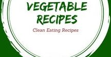 Clean Eating Vegetable Recipes / That's right! They don't have to be slathered in goop to make them taste good. Here's proof!