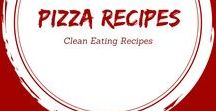 Clean Eating Pizza Recipes / Pizza is not only delicious, but can actually be healthy too!