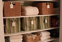 ORGANIZTION! Life is sweet! / An organized home makes for easy living. :) / by Paula Gonzales Connally