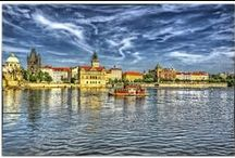 Prag - Praha - Prague / Photos to remind me of the beauty of the Golden City, to which I hope to return to soon. / by WJ Falls
