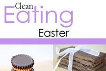 Clean Eating Easter Recipes / These should help make your Easter basket just a little bit healthier this year (but it will still be delicious!) / by The Gracious Pantry