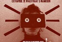 Red Bol / Posters 2013 / Posters voor Extrapool, Nijmegen 2013