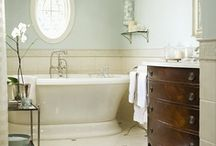 HOME: Bathrooms / by The Gracious Pantry