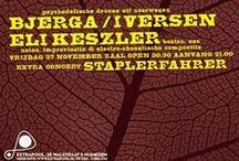 Red Bol / Posters 2009 / Posters voor Extrapool, Nijmegen 2009