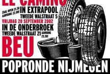 Red Bol / Posters 2002 / Posters voor Extrapool, Nijmegen 2002