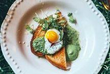 Food - Egg Recipes / Recipes using eggs