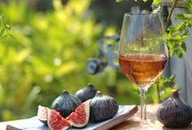 Vins de Provence / rouge, rosé et blanc