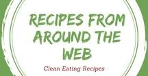 Clean Eating Recipes Around The Web / Welcome! On this board you will find amazing, clean eating recipes from around the web!  Please note that this board is closed to new pinners at this time.  I do monitor pins and must remove those that do not follow clean eating guidelines. Pinners who constantly pin not-clean recipes will be removed. Please post recipes ONLY. No promotions or contest pins allowed.   P.S. - Brown sugar is not clean!