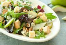 Green Salads / by Katie Marrocco