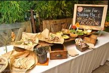 Party Food Ideas / by Katie Marrocco