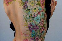 Gorgeous Tattoos / Beautiful Art Tattoos