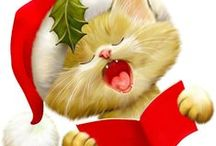 Christmas Clipart / by April Jensen