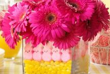 Easter Goodness / Delightful decorations, DIY, Recipes and Yummy Treats!
