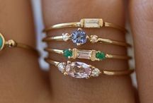 Sparkly jewels