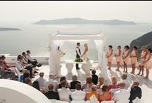 H+T's Wedding (Greece) / by MB Wedding Design & Events