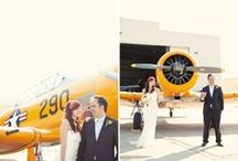 Retro Aviation Shoot / by MB Wedding Design & Events