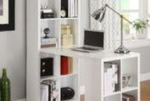 Home office / #home #office #furniture