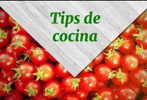 Tips de cocina / Con estos #tips harás que cocinar sea una tarea divertida y deliciosa.