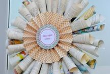 DIY Baby Shower Ideas / Tips and ideas for throwing a lovely and fun baby shower! Baby Shower Ideas | Baby Shower Themes | Baby Shower Activities | Baby Shower Decorations | Baby Shower Games