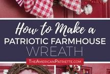 Best of The American Patriette / Pins from The American Patriette blog, dedicated to helping you cultivate your home as warm and inviting place for your family and friends to gather. On my blog, you'll find ideas for delicious family-friendly recipes, easy entertaining ideas, welcoming home decor ideas, DIY home decor tutorials, hospitality tips, family activities, homemaking ideas, party planning tips, seasonal food ideas, seasonal decor ideas, and children's books ideas for reading as a family.