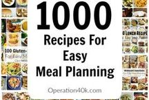 Meal Planning Ideas / Easy Meal Planning Ideas for busy moms looking for inspiration to create weekly meals and get her family around the dinner table together! Meal Planning Ideas Weekly | Meal Planning Ideas Family | Meal Planning on a Budget | Meal Planning Ideas Easy | Meal Planning Ideas Simple | Meal Planning Ideas Lunches | Family Dinners | Weekly Family Meals | Meal Planning Ideas with Free Printables | Healthy Meal Planning Ideas