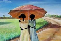 Umbrellas / Umbrellas that move me in someway...  For some reason, this has become one of my favorite boards - enjoy! / by Kathy Golden