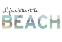 life as a beach bum / i wouldn't want to have it any other way <3 summer <3  / by Melissa Novak