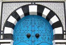 The Doors / I have a thing with doors. Some are just so beautiful. The older the better. Doors are like the beginning and end of the story.   / by Liisa Fenech-Petrocchi