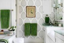 Bathrooms / by Decor Adventures