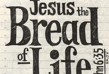 Bread Basket! / Bread is a many splendored thing!  / by Linda Shanklin Jackson
