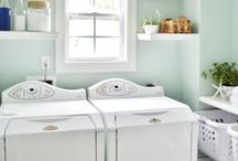 Laundry / by Decor Adventures | Home Decor + DIY Inspiration