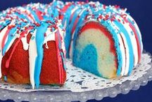 4th of July!!! / The 4th of July! A favorite holiday! / by Janée Farrar
