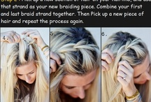 Hairstyle How To's / by Sabrina Thornton
