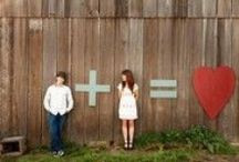 Love / Couples and cute little love things / by Zoe Vernon