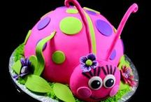 Designer Cakes / by Susan Christopher