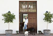 Welcome Home / Our favorite front doors and home exteriors — because there's nothing quite as nice as coming home. / by Pottery Barn