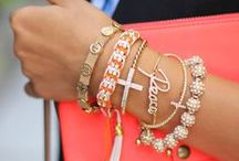Fashion bling, Baubles, and bags