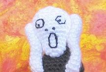 Parody. The Scream / by Kathy Golden
