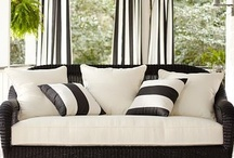 Black & White / by Pottery Barn